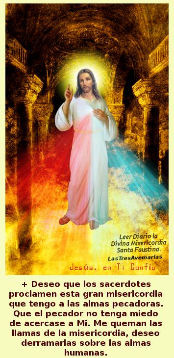 divina misericordia a los sacerdotes