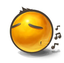 Whistle Emoticon