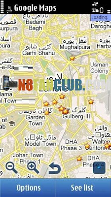 Google Maps For Nokia N Belle Smartphones Signed App Download - Is google maps app free