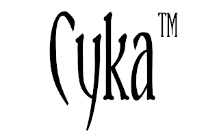 The Cyka logo (plain)
