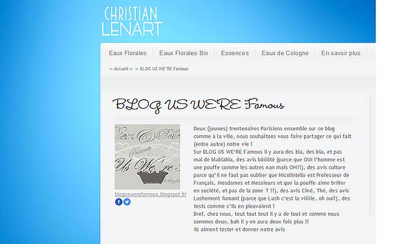http://www.christianlenart.com/