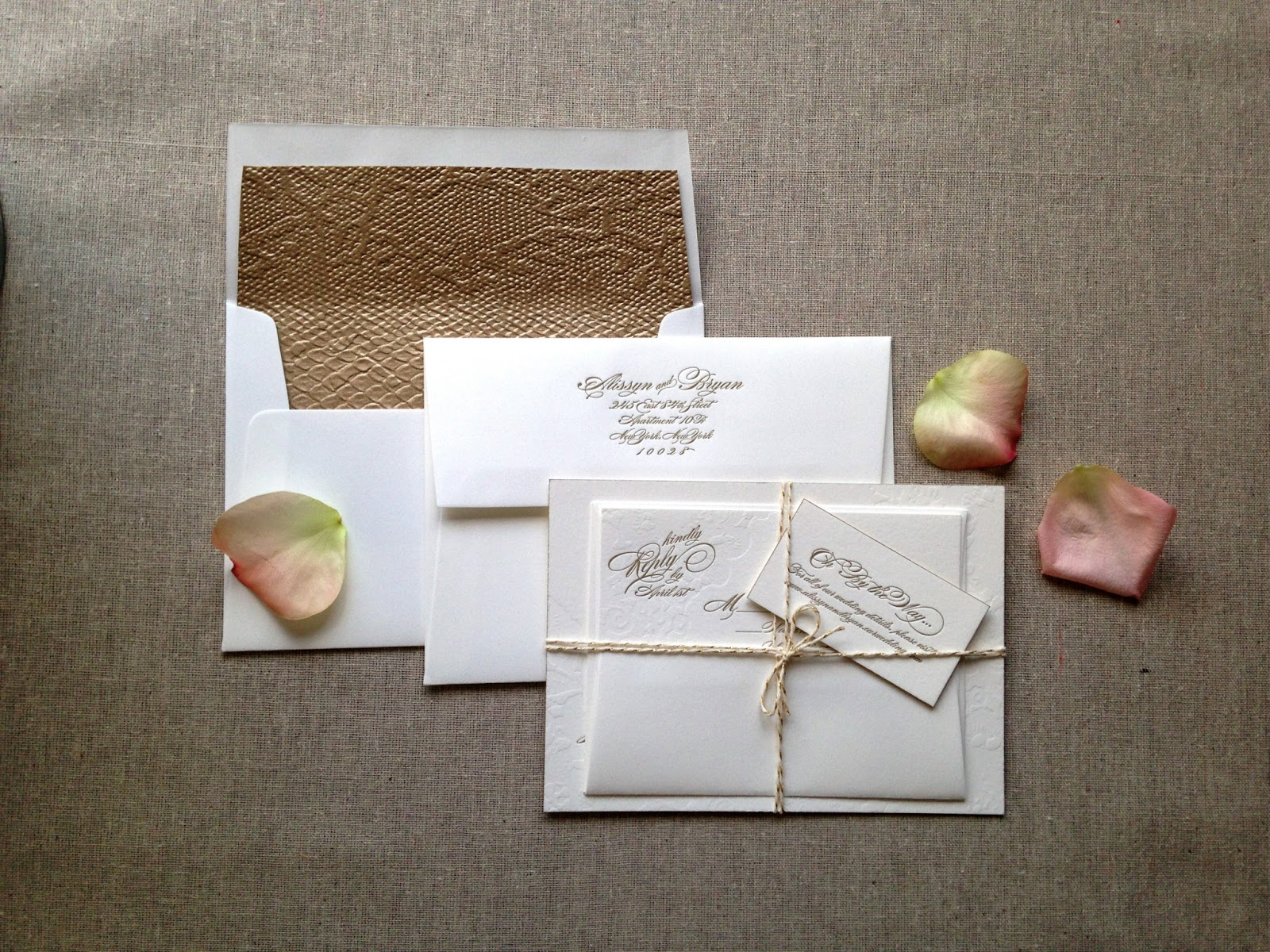 paper krush: FEATURED ON... Invitation Crush!