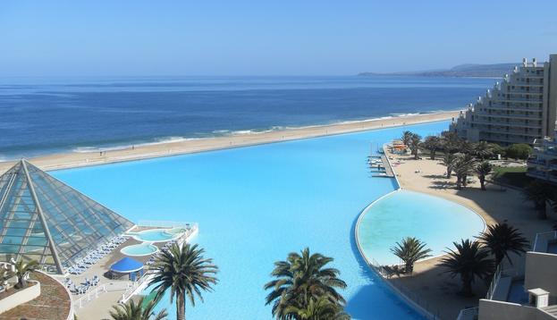 Las mejores piscinas del mundo viajar for Mejores piscinas