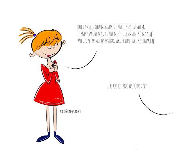 kobieta sarkazm