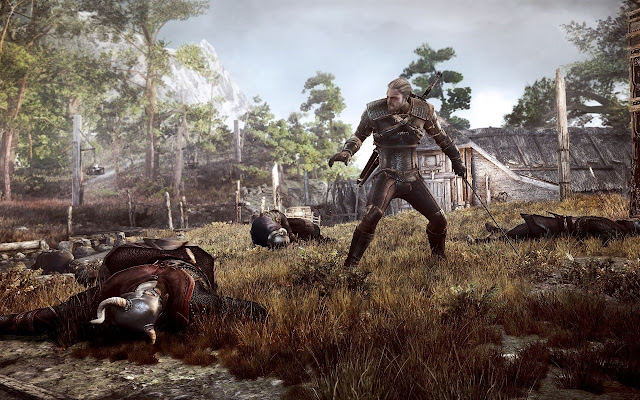 The Witcher 3 Wild Hunt Full Tek Link İndir + Torrent