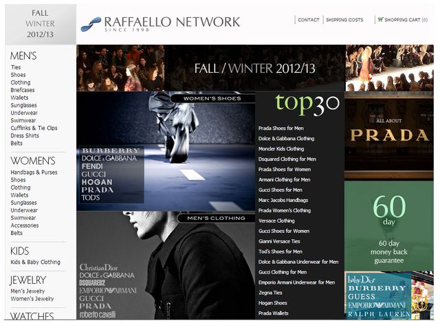 Mens Jewelry at Raffaello Network