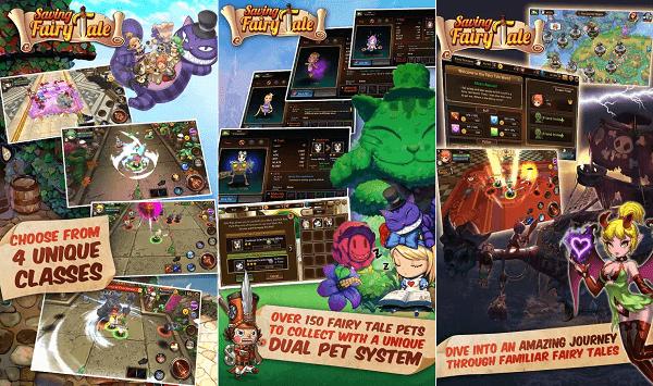 Saving Fairy Tale v0.1.27 Mod Apk (Mega Mod) 1