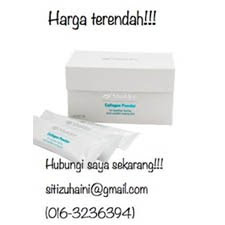 Promosi Collagen Powder Shaklee