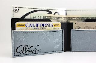 Whodini Handmade Mustache Wallet Designs
