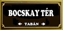 Bocskay tér