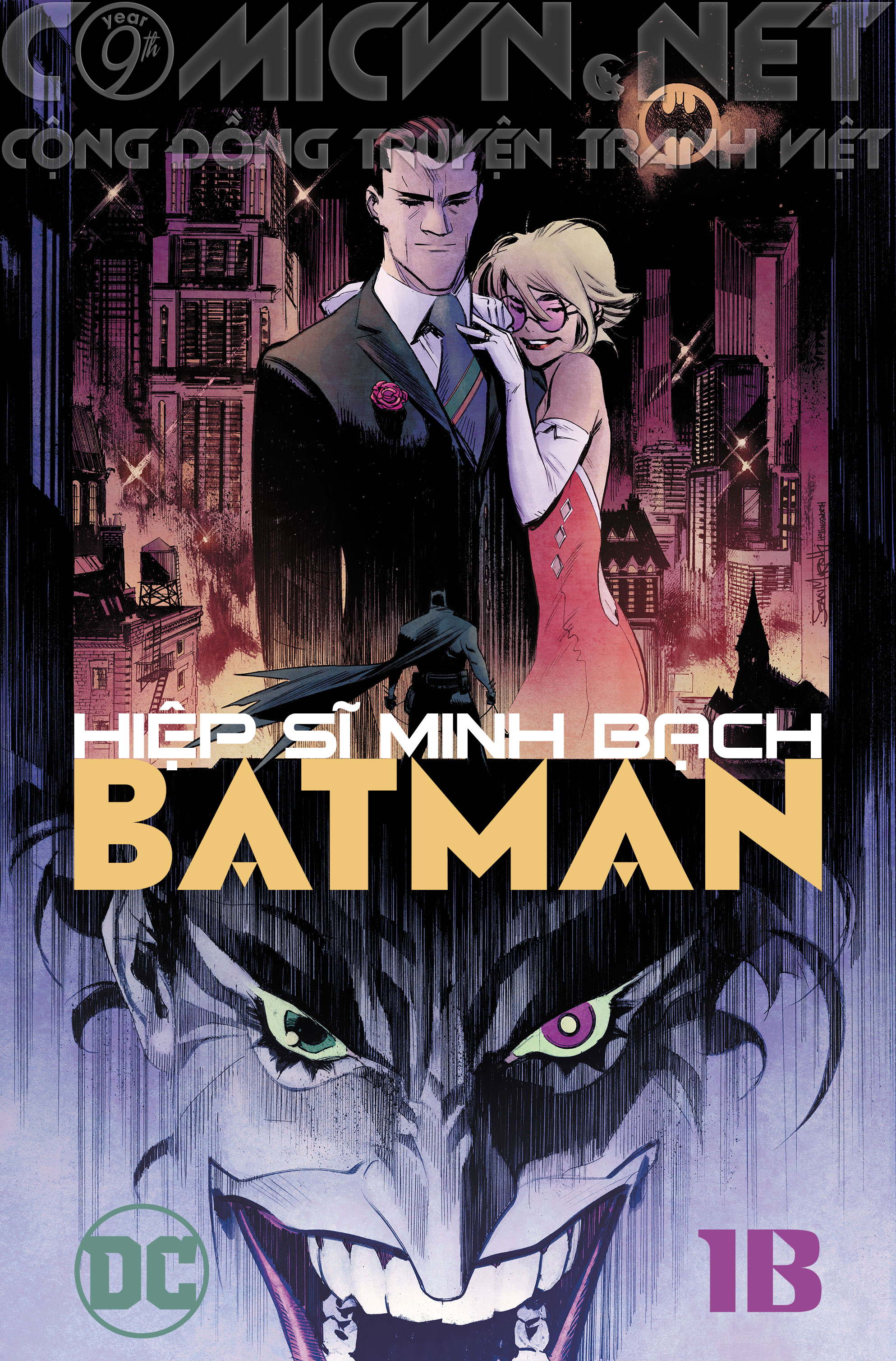 Batman: White Knight Chap 1.2 - Next Chap 2