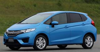Einführung neuer 2015 Honda Fit EX-L Technische Daten und Preis