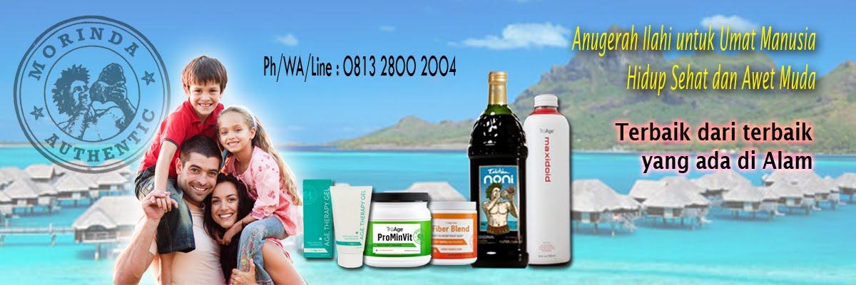 Tahitian Noni Makassar  O813-8245-8258|PT MORINDA INDEPENDEN