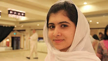 Pakistani Education Activist Malala Yousafzai