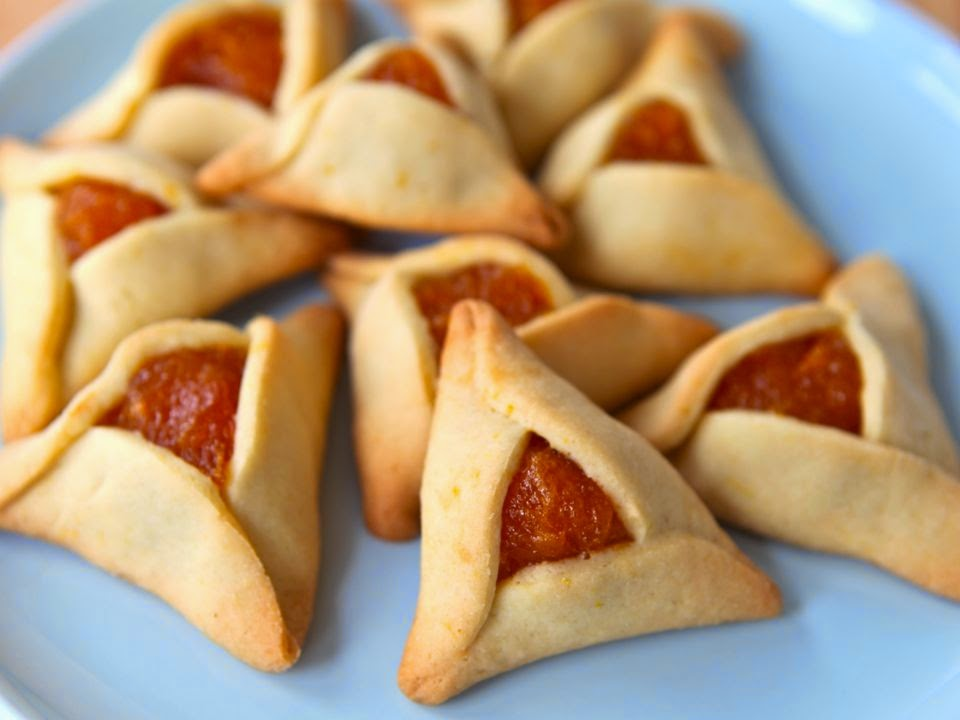 Classically Kosher ©: The Best Hamantaschen Recipe Bar None