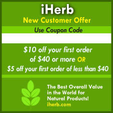 Shop My Favorite Health Foods at iHerb and Save