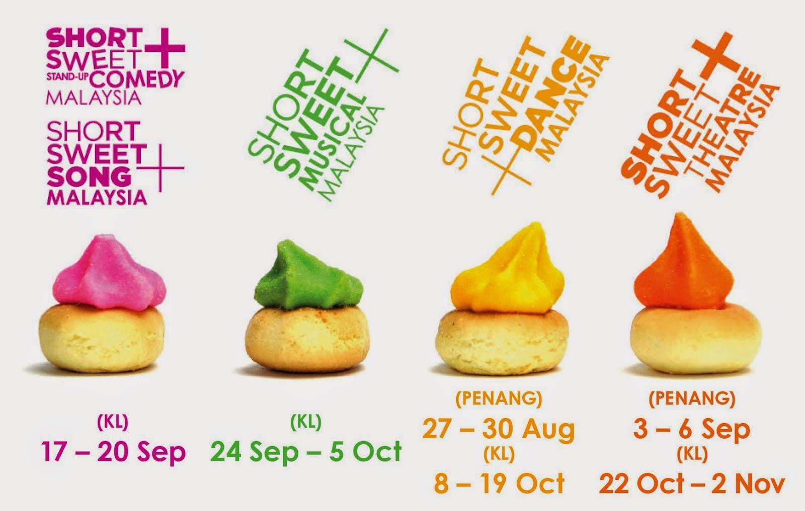 Short + Sweet Malaysia 2014