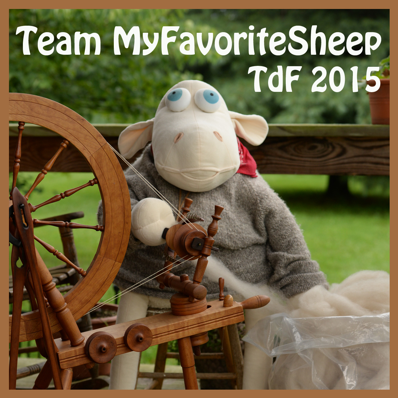 2015 Tour de Fleece