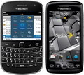 BB Torch 9850, Bold 9930 land on Sprint