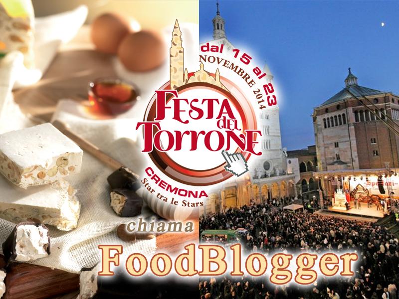 Partecipo All'evento Festa del Torrone di Cremona 2014