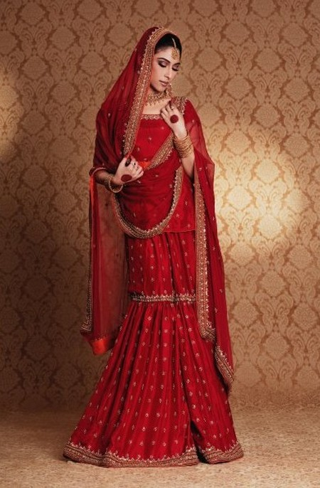 Pakistani Bridal Fashionable Dresses Designs Collection 2013