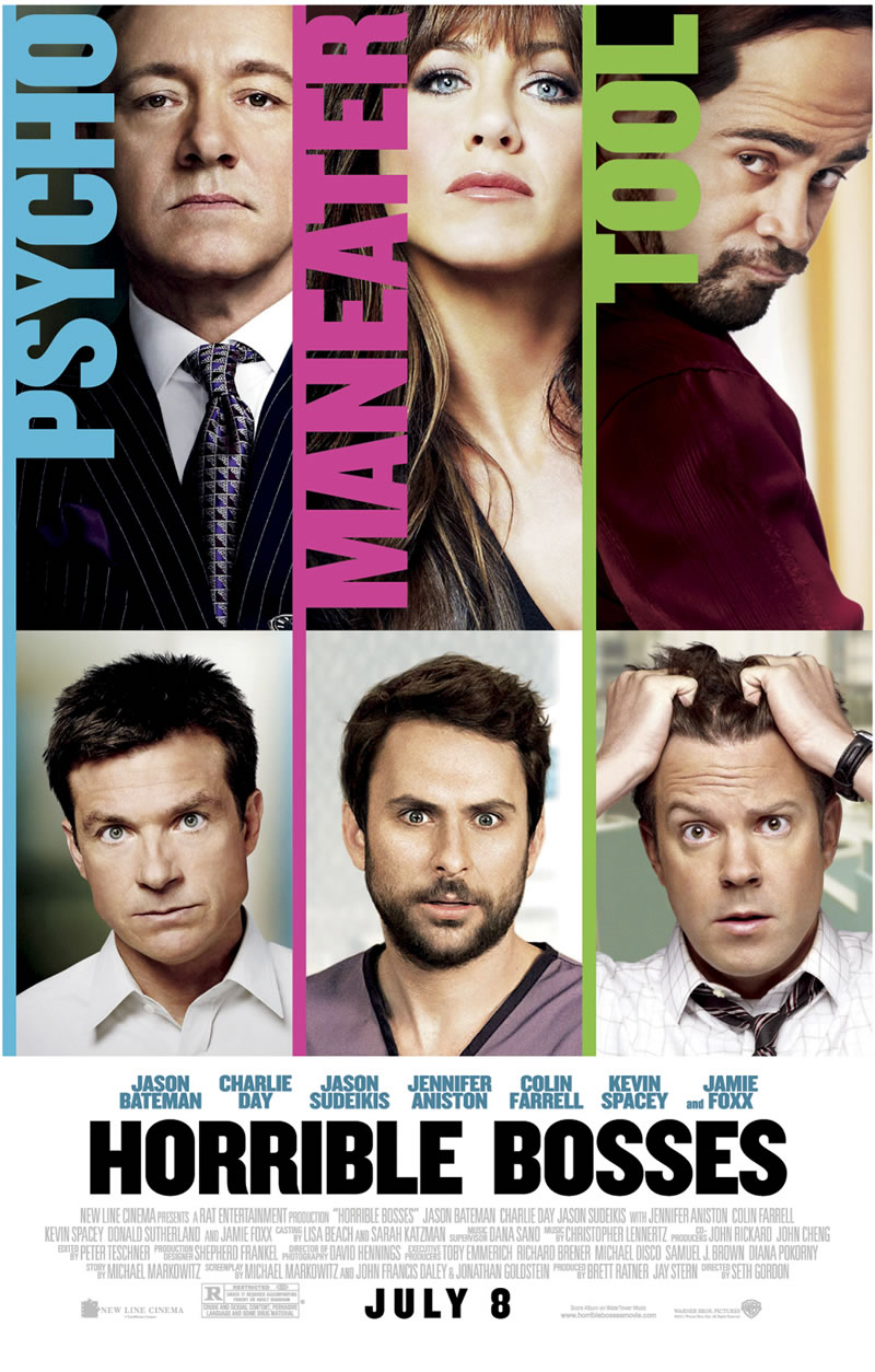 Como acabar con tu jefe (Horrible Bosses) Online