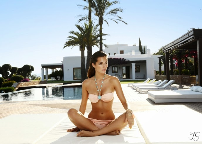 """""""Malena Costa"""" para CherryLips Swimwear"""
