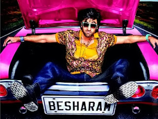 Besharam (2013) PC Bollywood Hindi Full Movie Download