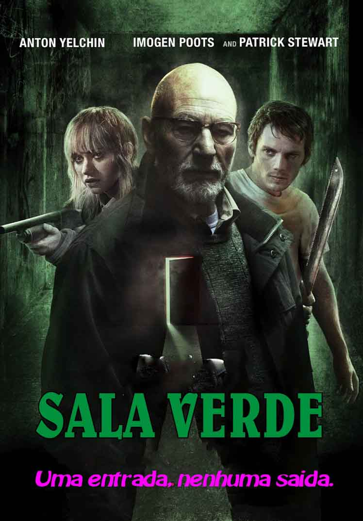 Sala Verde Torrent – BluRay 720p/1080p Dual Áudio (2017)