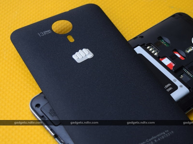 Micromax Canvas Nitro 4G Review: Nicely Designed Phone With Dual LTE