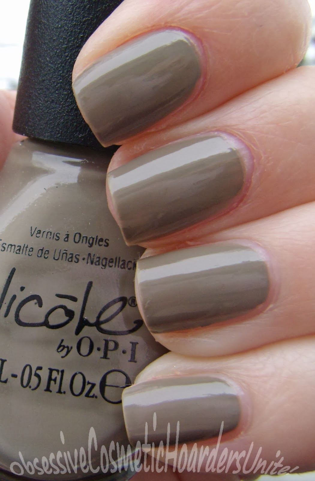 Obsessive Cosmetic Hoarders Unite!: NEW Nicole by OPI Core Colors ...