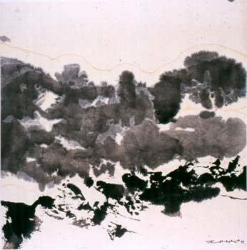 ZAO WOO KI - Artiste peintre chinois