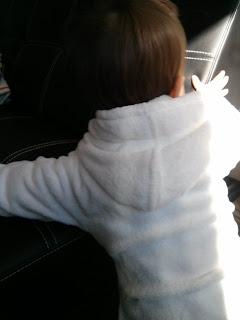 fleece hood
