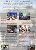 Testimonios - Historia Oral - Afiche