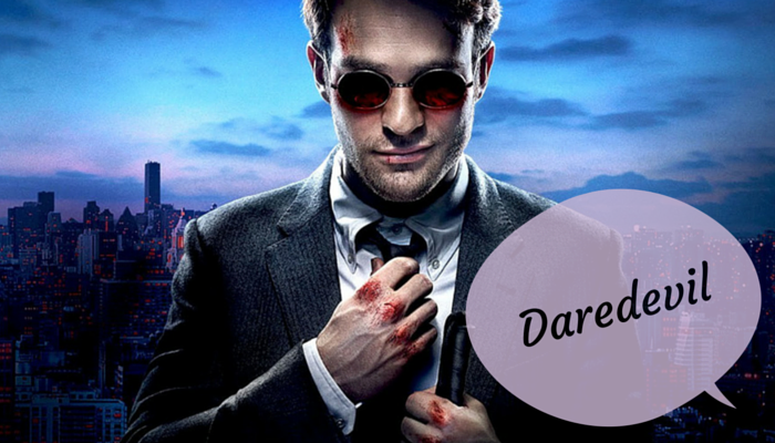 TV Shows I've Checked Out Lately! Daredevil