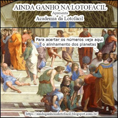 Academia da lotofácil #001