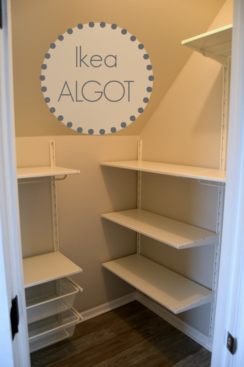 Aimlessly Elegant The Nursery Organizing With Algot