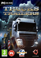 Trucks And Trailers Full Patch
