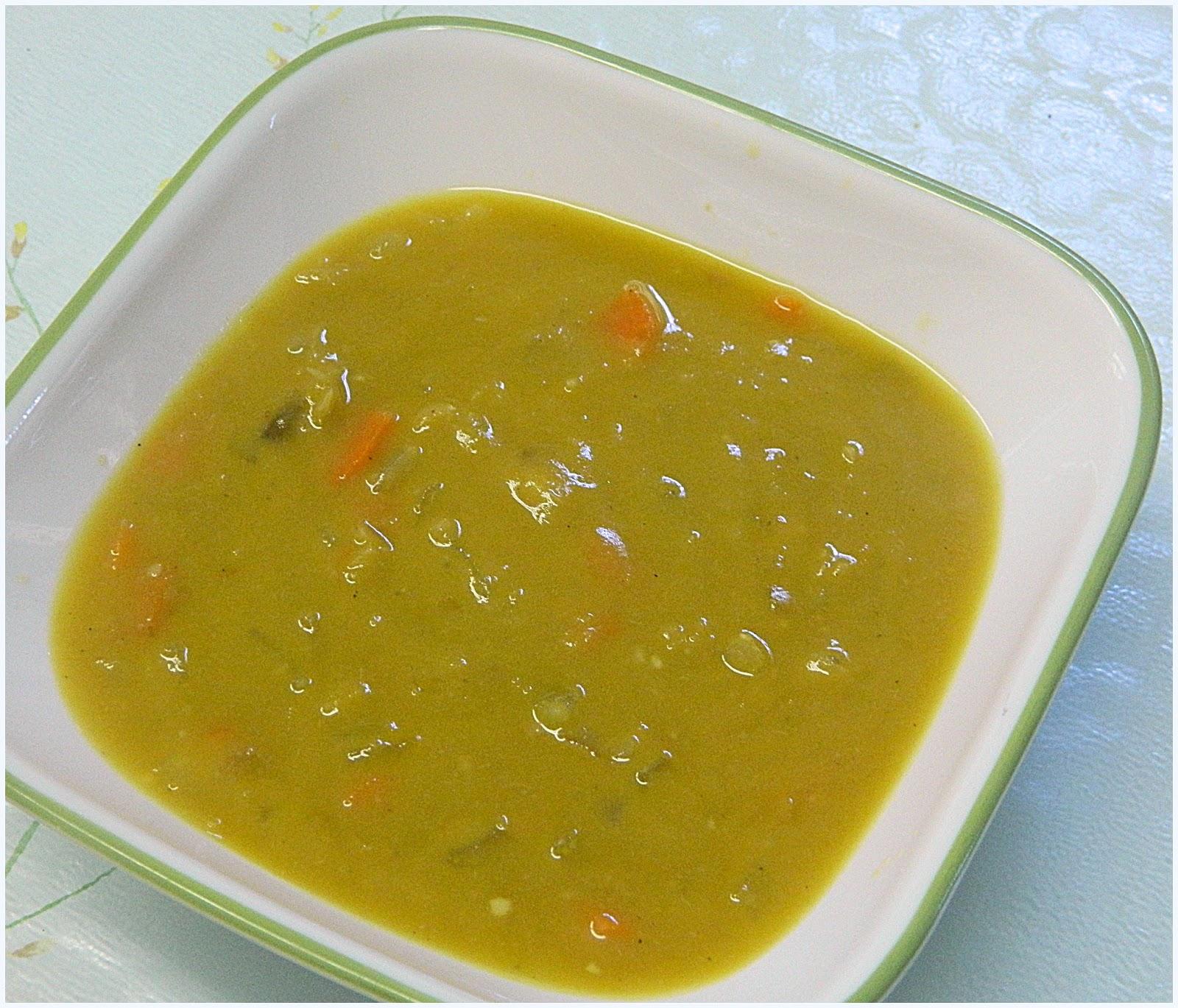 BIZZY BAKES: White Bean Soup