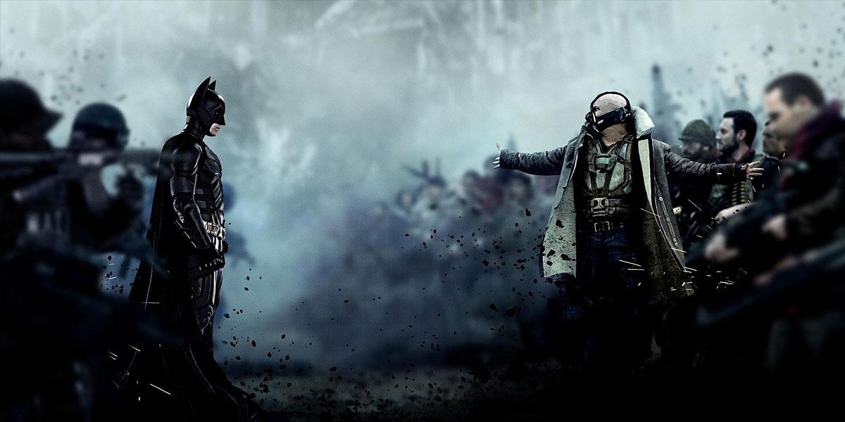 Batman Christian Bale l 300+ Muhteşem HD Twitter Kapak Fotoğrafları