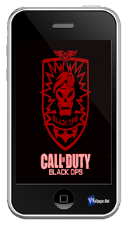 Red Skull iPhone Logo