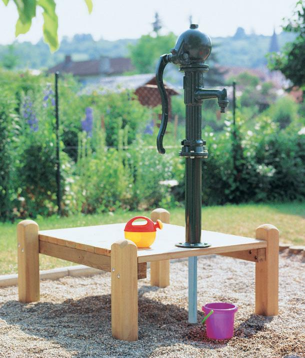 The Learning Landscape: Finding the Perfect Playground Hand Pump ...