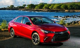 2017 Toyota Camry XSE V6 Sedan Review Release date