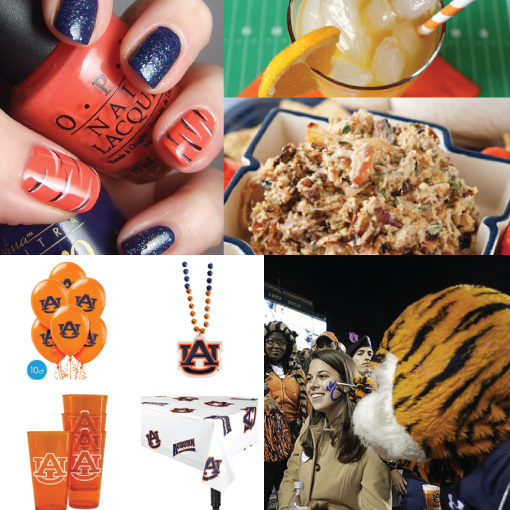5 Things Auburn Fans Can Do Toay to Prepare for Tonight's BCS National Championship