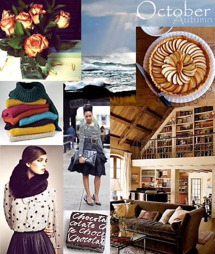 Autumn Inspirations board