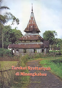 toko buku rahma: buku TAREKAT SYATTARIYAH DI MINANGKABAU, pengarang oman fathurahman, penerbit kencana