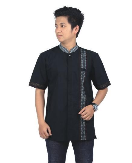 fashion distro pakaian muslim pria model baju koko terbaru fashion