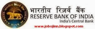 RBI Recruitment for Grade B Officers 2014 – Apply Online