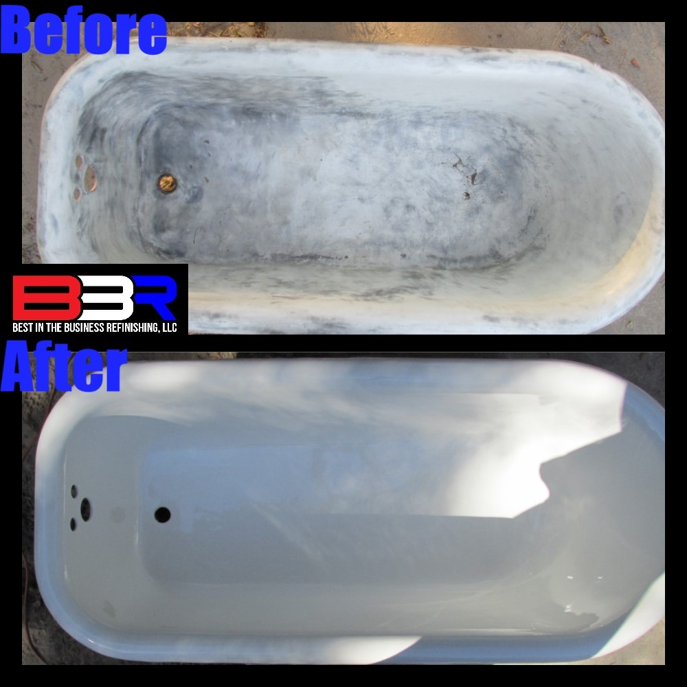 Bathtub & Countertop Repair and Refinishing in Tyler TX &  Longview TX