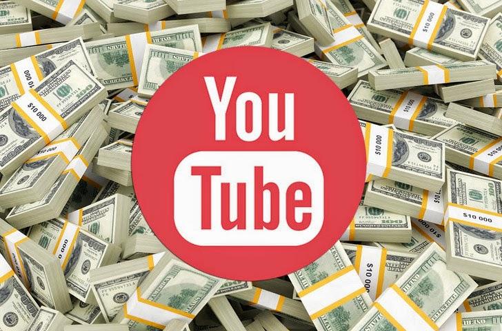 Kiếm tiền upload lên youtube để kiếm tiền quảng cáo
